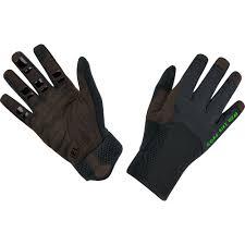 bike gloves wiggle gore bike wear power trail long gloves winter gloves