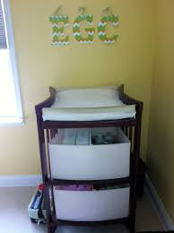 Forward Facing Changing Table A Thousand Houses July 2013