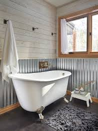 barn bathroom ideas rustic bathroom reclaimed barn siding and galvanized steel