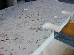 Diy Vanity Top How To Complete The Form And Pour Concrete For A Vanity Top How