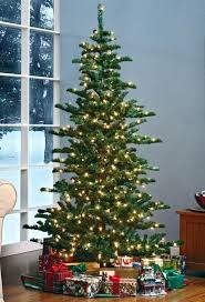 artificial led trees fashion 9 ft pre lit tree with