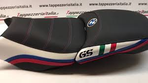 tappezzeria italiana bmw r 1200 gs adv seat cover by tappezzeria italia
