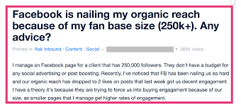facebook fan page followers 20 secrets that ll boost your facebook organic reach