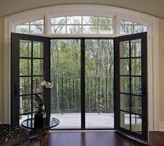Center Swing Patio Doors Retractable Screen And Door Outswing Patio Doors With