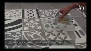 Mosaique Del Sur Pose De Carreaux Ciment Par Bati Orient Youtube