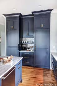 best navy blue paint color for kitchen cabinets proof that hale navy goes with literally anything chrissy