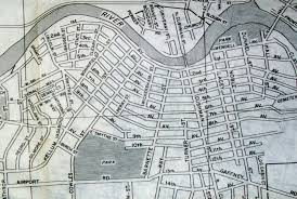 Seattle Map Downtown by Old Maps American Cities In Decades Past Warning Large Images