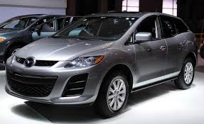 2010 mazda cx 7 information and photos zombiedrive