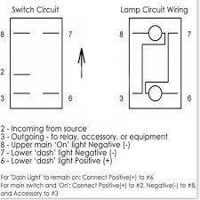 12v dual backlit led laser etched arb carling rocker switch sale
