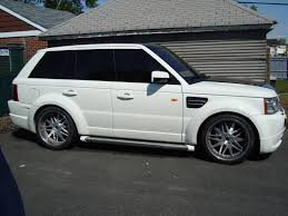 burgundy range rover black rims idealisticdesign 2007 land rover range rover sport specs photos