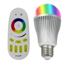 color changing light bulb with remote color changing rgbw led bulb with remote 6000k