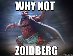 Why Not Zoidberg Meme - need someone to jump from space why not zoidberg misc quickmeme
