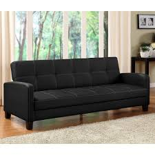 Contempo Leather Sofa by Mainstays Contempo Futon Sofa Bed Assembly Ins 5566