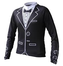 cycling jerseys cycling jackets and running vests foska com this tuxedo jersey is so sharp that when you go for a ride with it