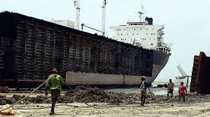 ship breaking wikipedia