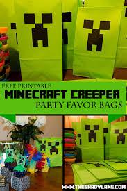 the 25 best minecraft party bags ideas on pinterest minecraft