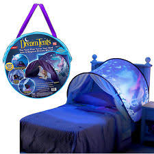 dream tents pop up tent winter wonderland twin size bed toys kids