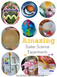 amazing easter science experiments science experiments science