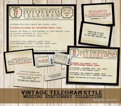 Telegram Wedding Invitation 49 Best Wedding Ideas Images On Pinterest Wedding Stuff