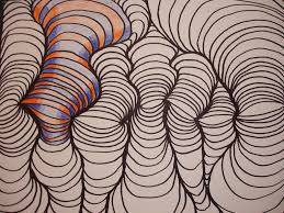 cool simple line patterns