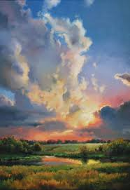 landscape oil painting ideas for beginners archives king bluey