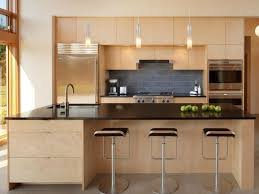 light wood kitchen cabinets with black countertops the quality of kitchens our house