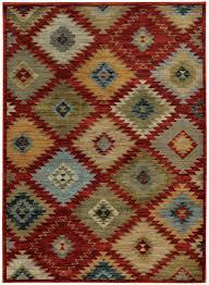 Oriental Weavers Rugs Sphinx Oriental Weavers Area Rugs Sedona Rugs 5936d Red Sedona