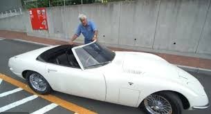 convertible toyota 2017 1966 toyota 2000gt jay leno u0027s garage youtube
