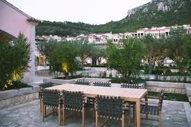 Outdoor Furniture Mallorca by Park Hyatt Mallorca Cool Hunting