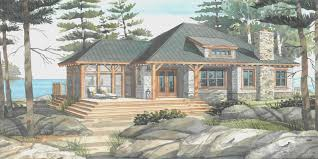 basement timber frame house plans with walkout basement home