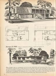 vintage house plans 1968 antique alter ego
