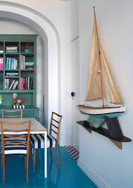 beautiful hotel in nautical style in the amalfi coast