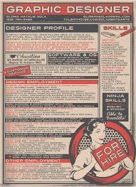 Fictional Resume 156 Best Creative Resumes Images On Pinterest Resume Cv Resume