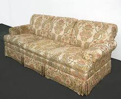 Print Fabric Sofas Ethan Allen Sofas Whitney Sofa Beckett Linen Traditional Sofas By
