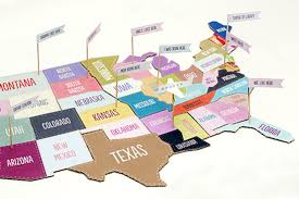 map usa jigsaw map of the usa jigsaw puzzle mr printables