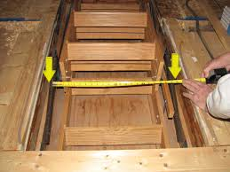 pull down attic stairs with well made pull down attic stairs