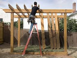 Covered Pergola Plans How To Plan And Post A Perfect Pergola Pergolas Gardens And Yards
