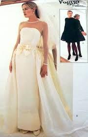 vogue wedding dress patterns new wedding dress patterns to sew or vogue bridal collection