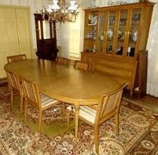White Furniture Company Dining Room Set Large Vintage Creve Coeur Lawyer Estate Packed Starts On 12 2 2017