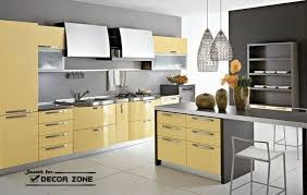 gray and yellow kitchen ideas pale yellow kitchen decor in combination with gray house design
