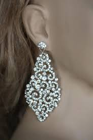Chandelier Earrings Earrings Diamond Chandelier Earrings For Wedding U2013 Pickasound Co