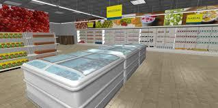 Grocery Store Floor Plan Floor Plan Optimization Vr 4experience Virtual Reality Studio