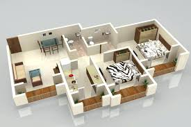 luxurious apartments 3d floor plans plan website free laferida