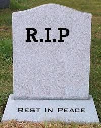 Tombstone Meme Generator - rip headstone blank template imgflip