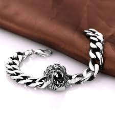 man silver bracelet jewelry images New high quality jewelry 925 silver bracelet ancient maya jpg