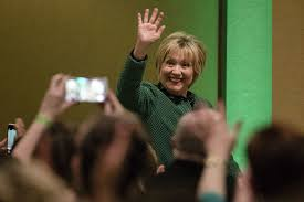 Hillary Clinton Chappaqua Ny Address by Hillary Clinton Returning To The Public Spotlight Urges