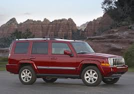 jeep commander description of the model photo gallery