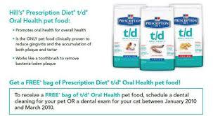 hill u0027s prescription diet t d oral health pet food free