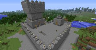 castle fort survival maps mapping and modding java edition