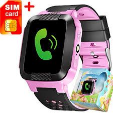 children s gps tracking bracelet turnmeon 1 44 touch screen smart kids gps tracker with sim